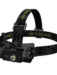 HC60 LED Light Headlamps Cap Lights LED 1000 Lumens Mode Cree XM-L2 T6 Widespread Lighting Travel Ergonomic Design for