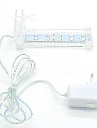 Недорогие -Аквариумы LED подсветка Синий Энергосберегающие Светодиодная лампа 110.0V