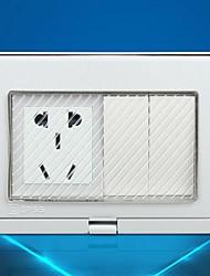 Sorties électriques PP Avec commutateur 9*19*5