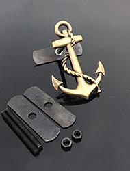 Automotive  Logo  Anchor Car Modification LOGO for Metal