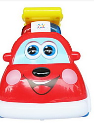 cheap -Toy Cars Wind-up Toy Fire Engine Vehicle Toys Car Plastics Pieces Unisex Gift