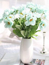 cheap -20inch Large Size 20 Heads  Silk Polyester Others Tabletop Flower Artificial Flowers