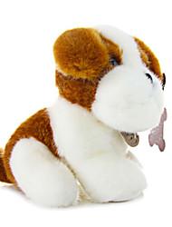 cheap -Dog Animal Stuffed Animal Plush Toy Pillow 100% Cotton Teen Gift