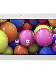 10,1 tommer Android Tablet (Android 4.4 1280*800 Dual Core 1GB RAM 16GB ROM)