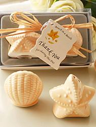 Недорогие -соль и перец шейкеры набор свадебные услуги beter gifts® подарки для вечеринок