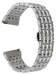 cheap -Watch Band for Huawei Watch 2 Huawei Jewelry Design Stainless Steel Wrist Strap