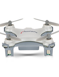 Dron Cheerson CX10SE White 4Kanály 6 Osy LED Osvětlení 360 Stupňů Otočka Vznášet seRC Kvadrikoptéra Dálkové Ovládání USB kabel