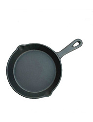 1Piece/ mini  pan iron pot no coating thickening pot induction cooker gas stove general 13CM