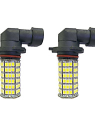 cheap -4W 9005 9006 H8 H11 120SMD2835  Headlight/Foglight Lamp for Car White DC12V 2Pcs