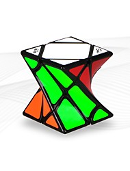cheap -Rubik's Cube Skewb Skewb Cube Twist Cube Smooth Speed Cube Magic Cube Puzzle Cube Smooth Sticker Engineering Plastics Rectangular Gift