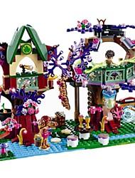 Недорогие -Конструкторы Для получения подарка Конструкторы Архитектура Пластик Все возрастные группы 6 лет и выше Игрушки