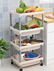 1 Cozinha Plástico Armazenamento de alimentos