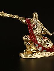 ornamentos automotivos diy romance de estilo chinês dos três reinos pendente&ornamentos pvc