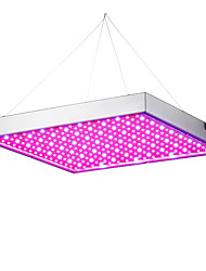 cheap -1pc 420 lm LED Grow Lights 289 leds SMD 3528 Red Blue K AC85-265 AC 85-265 V