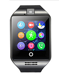 cheap -Q18S smart watch sedentary reminder sleep monitoring anti lost photos Bluetooth music playback 2G call hands-free call compatible with Android
