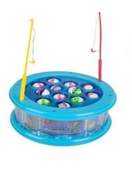 baratos -Brinquedos de pesca Brinquedos Circular Elétrico Crianças Dom 1pcs
