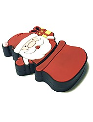 cheap -64GB Christmas USB Flash Drive Cartoon Creative Santa Claus Christmas Gift USB 2.0