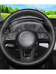 Automobil Lenkradbezüge(Leder)Für Audi 2017 A4L