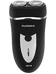 FLYCO FS719 Electric Shaver Razor 220V Washable Head