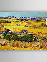 cheap -Hand-Painted Landscape Horizontal,New Arrival One Panel Canvas Oil Painting For Home Decoration