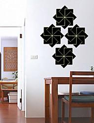 Отдых Наклейки Простые наклейки Декоративные наклейки на стены материал Украшение дома Наклейка на стену