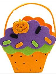 Недорогие -Тыква Сумки и кошельки Хэллоуин Фестиваль / праздник Костюмы на Хэллоуин Оранжевый Мода