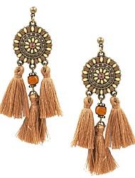cheap -Women's Drop Earrings - Multi-ways Wear / Gothic Rainbow Geometric Earrings For Engagement / Casual
