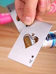 economico -Attrezzi della barra di protezione della birra della soda di apertura della bottiglia dell'acciaio inossidabile della forma di 1pc