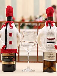 baratos -2pçs Natal Enfeites de Natal, Decorações de férias 0.18