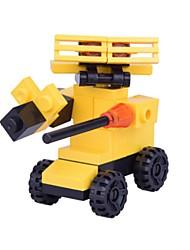 Building Blocks Chariot Vehicles Simple Kids