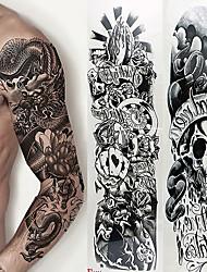 flash de tatuaje Los tatuajes temporales