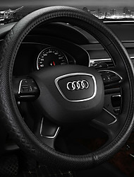 cheap -Automotive Steering Wheel Covers(Leather)For Audi All years Q5 Q7 A8L Q3 A3 A4L