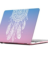 cheap -MacBook Case for Feathers Dream Catcher TPU MacBook Air 13-inch Macbook Air 11-inch MacBook Pro 13-inch with Retina display