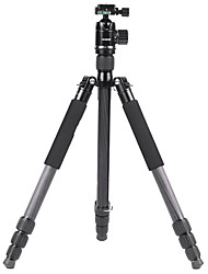 baratos -Fibra de Carbono Secções Nikon Sony Canon Tripê
