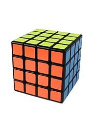 preiswerte -Zauberwürfel 4*4*4 Glatte Geschwindigkeits-Würfel Magische Würfel Zum Stress-Abbau Puzzle-Würfel Profi Level Geschwindigkeit Quadratisch