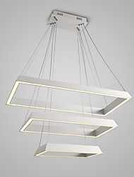 cheap -Artistic Nature Inspired LED Chic & Modern Traditional/Classic Modern/Contemporary Matte Bulb Included Adjustable Designers Pendant Light