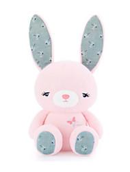 brinquedos de pelúcia crianças de coelho