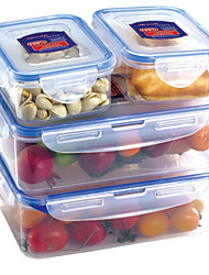 5 Kitchen Plastic Food Storage
