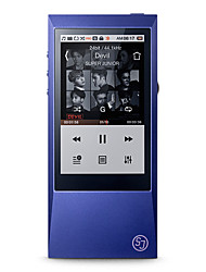 MP3Player64GB Jack 3.5 mm Cartão Micro SD 64GBdigital music playerTátil