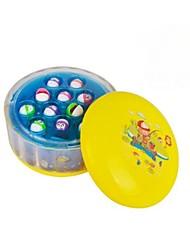 baratos -Brinquedos de pesca Brinquedos Redonda Elétrico Crianças Dom 1pcs