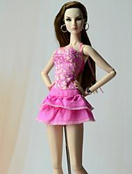 Abiti Vestiti Per Bambola Barbie Abiti Per Ragazza Bambola giocattolo