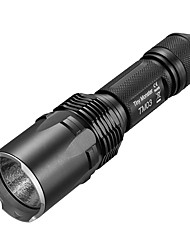 Nitecore TM03 LED Flashlights/Torch LED 2800 Lumens 4 Mode Cree Rechargeable Compact Size Dimmable for Camping/Hiking/Caving Everyday Use