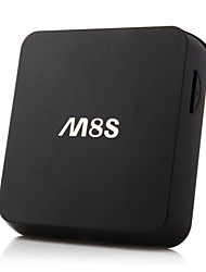 cheap -New M8S Quad Core Android4.4 TV Box Smart XBMC Fully Loaded