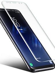 Недорогие -TPU Защитная плёнка для экрана для Samsung Galaxy Note 8 Защитная пленка для экрана Ультратонкий Против отпечатков пальцев 3D