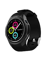 YY Men's Woman L1 Adult Smart Watch Infrared Support 2G Sim Card Heart Rate Calls/Sms Sedentary Reminder Sleep Monitor Smartwatch for Phone