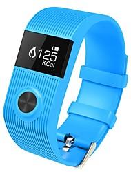 yy tw64p homme femme bracelet intelligent / smartwatch / podomètre sportif moniteur de sommeil rappel d'appel ios téléphone Android