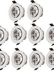 Innfelte LED-lys