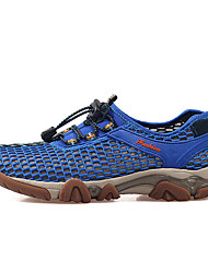 cheap -LEIBINDI Mountaineer Shoes Casual Shoes Men's Anti-Slip Wearable Outdoor Performance Leisure Sports Leatherette Rubber