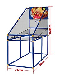 Недорогие -Баскетбольные игрушки Игрушки Квадратный Спортивные товары Детские 1 Куски