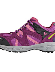 Hiking Shoes Mountaineer Shoes Women's Wearable Breathability Suede Rubber